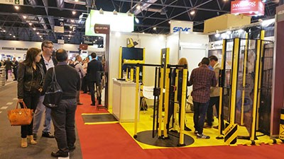 Axelent Spain exhibition in Madrid