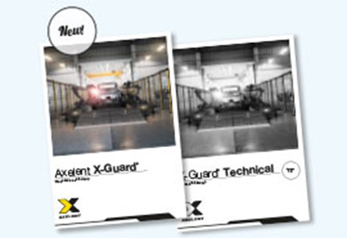 New! Axelent X-Guard x 2